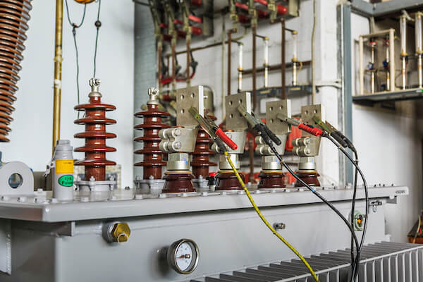 Electrical Transformer Installation, Power Transformer Repair