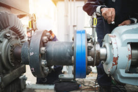 Electric Motor Overhauling, Electric Motor Rewinds