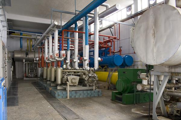 Generator Overhauling, Installation Of Distribution Transformer