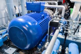 Electric Motor Overhauling,Motor Rewinding Service