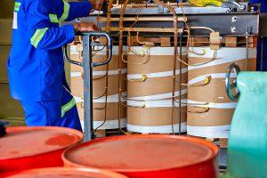 Mineral Insulating Oil, Generator Overhauling